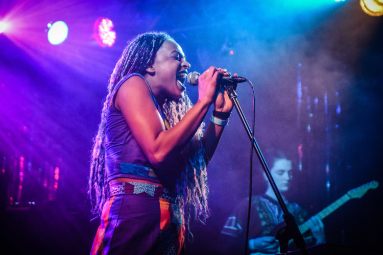 Yetundey Live Band Concert at JENSEITS VON NELKEN UND PRALINEN – FESTIVAL Berlin