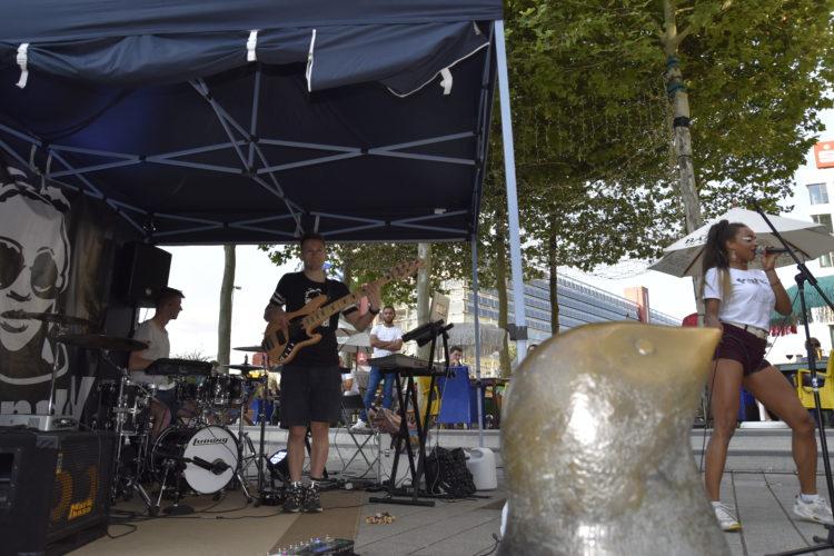 Yetundey Chemnitz Fête de la musique 2019