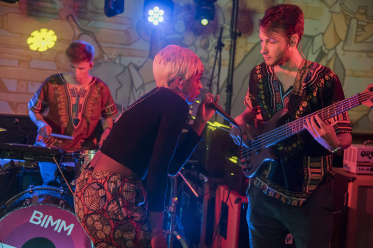 Yetundey at The Alternative Escape Brighton