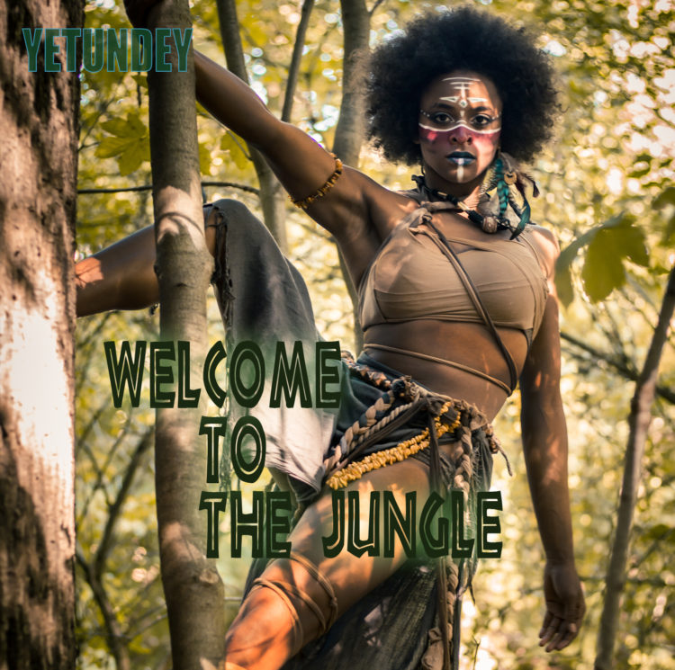 Welcome to the Jungle - Yetundey