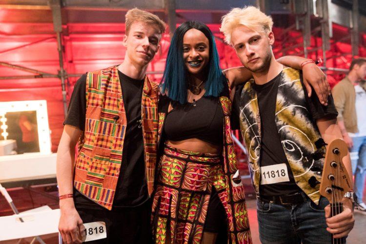 """Yetundey @ """"X Factor"""" 2018"""