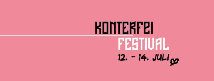 Konterfei Festival Potsdam